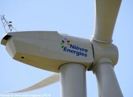 Le parc éolien de Clamecy et Oisy