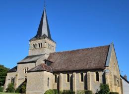 Église de Montigny sur Canne