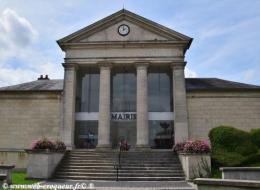 Mairie de Château-Chinon