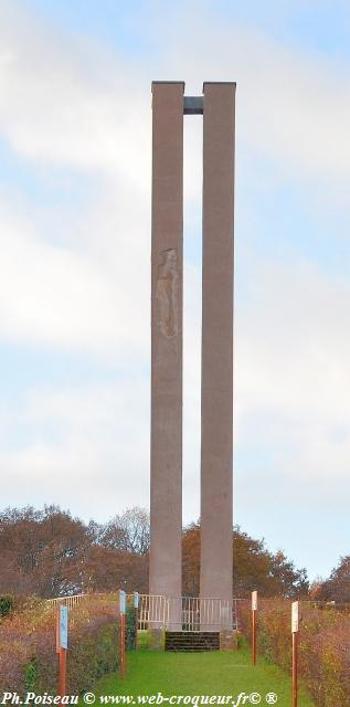 Monument L'Émeraude de Corbigny