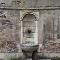 Fontaine à Coquille de Clamecy - Patrimoine vernaculaire