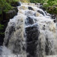 Cascade Narvau de Lormes - Gorges de Narvau