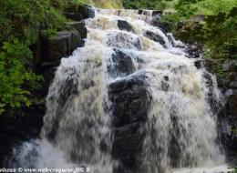 Cascade Narvau de Lormes