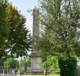 Monument aux martyrs de Clamecy