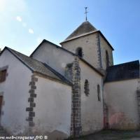 Église de Azy le Vif -Église Saint Martin Saint Laurent