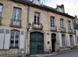 Hôtel Flamen D'Assigny de Nevers Nièvre Passion