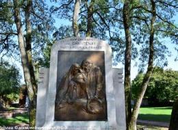Monument aux morts de Chantenay Saint Imbert Nièvre Passion