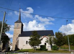 Église de Gouloux Nièvre Passion