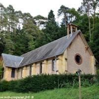 Chapelle de Saint Honoré les Bains - Sacré-Cœur