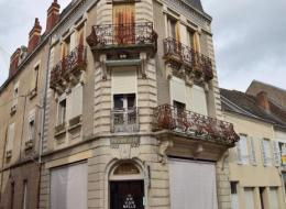 Ancienne pharmacie de Luzy