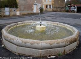 Fontaine de Poiseux