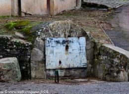 Fontaine à Saint Saulge
