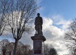 Monument aux Morts de Saint-Saulge