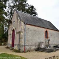Chapelle de Toury sur Jour - Cimetière de de Toury