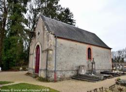 Chapelle de Toury sur Jour