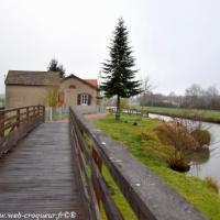 Canal latéral à la Loire La Colâtre -  Patrimoine