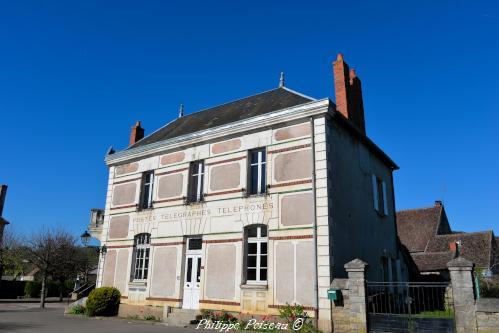 Ancienne poste de Saint Révérien