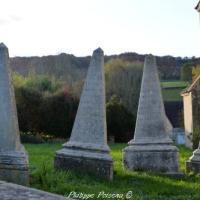 Anciennes pierre tombale de Chazeuil - Patrimoine