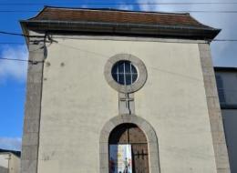 Chapelle de l'Hôpital de Lormes - Hôpital de Lormes