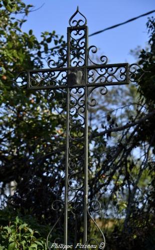 La croix du Grand Sauzay Nièvre Passion
