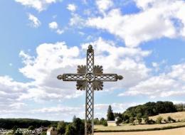 Croix du cimetière de Préporché