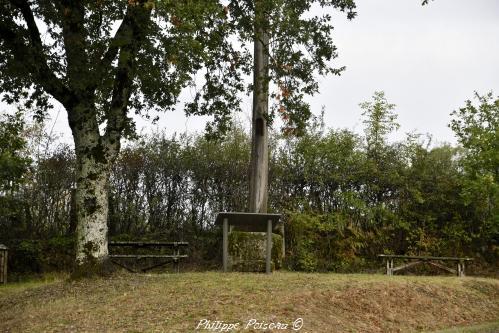 Croix monumentale de Chatin