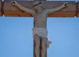 Crucifix de Montreuillon Nièvre Passion