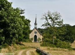 Chapelle du château de Mouasse Nièvre Passion