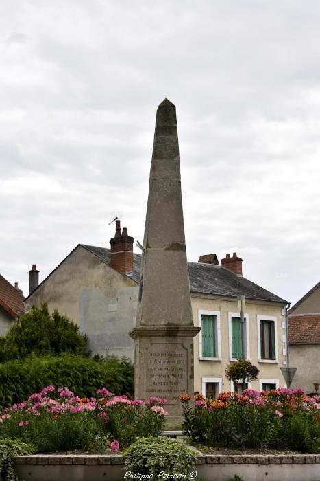 Stèle du 1851