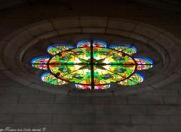 Vitraux de l'Église de Chiddes