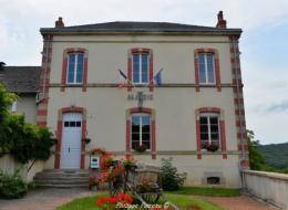 Mairie de Larochemillay Nièvre Passion