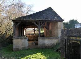 Lavoir de la villaine de Dompierre sur Nièvre