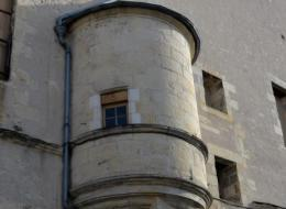 Échauguette rue des Ouches de Nevers