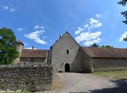 Le Prieuré de Commagny