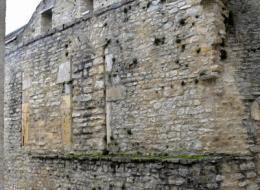 Remparts de Saint Pierre Le Moutier