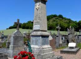 Monument aux morts de Asnan Nièvre Passion