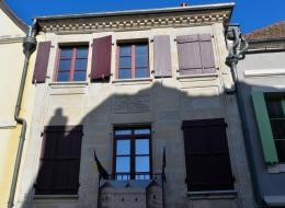 La maison de Giroud de Villette de Clamecy Nièvre Passion