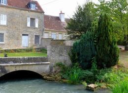 Ancien moulin du pont Charrault