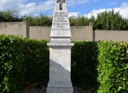 Monument aux morts de Balleray
