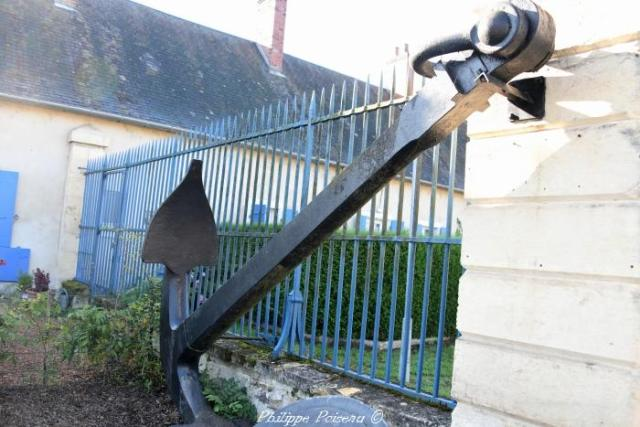 Des ancres et des mortiers de Badaud