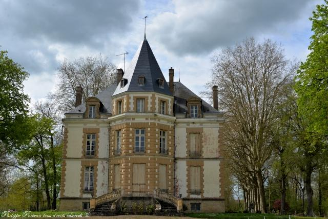 Le château de Lamenay-sur-Loire