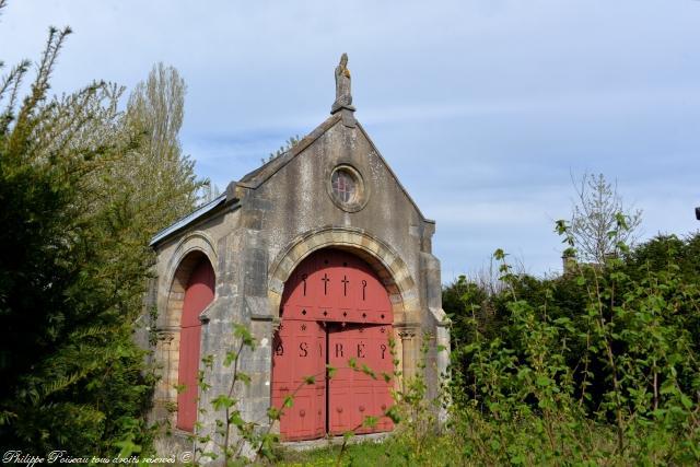 La Chapelle Saint Aré de Decize