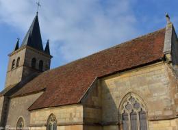 Église de Dompierre sur Héry