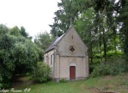 Chapelle Saint Jean Baptiste de Briffaut