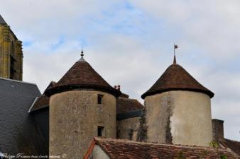 Girouette de Moulins Engilbert