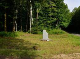 Stèle Jean de Sansal