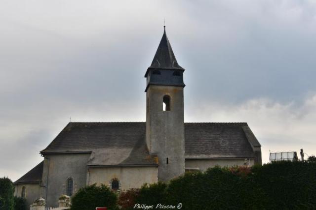 Église de Fléty
