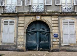 Hôtel Tiersonnier de Nevers