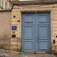 Hôtel particulier de Nevers - Georges Simenon