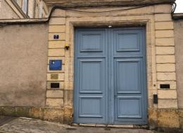 Hôtel particulier de Nevers - Georges Simenon de Passage à Nevers